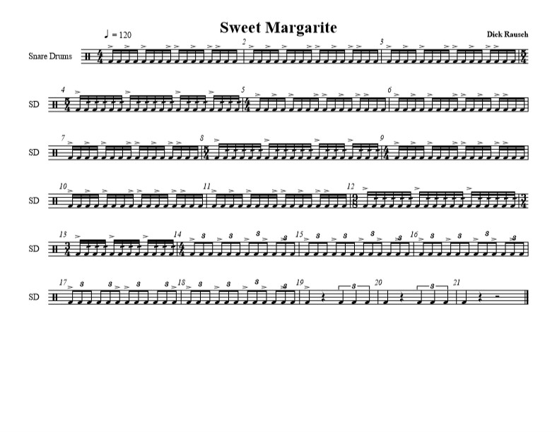 Sweet Margarite Picture