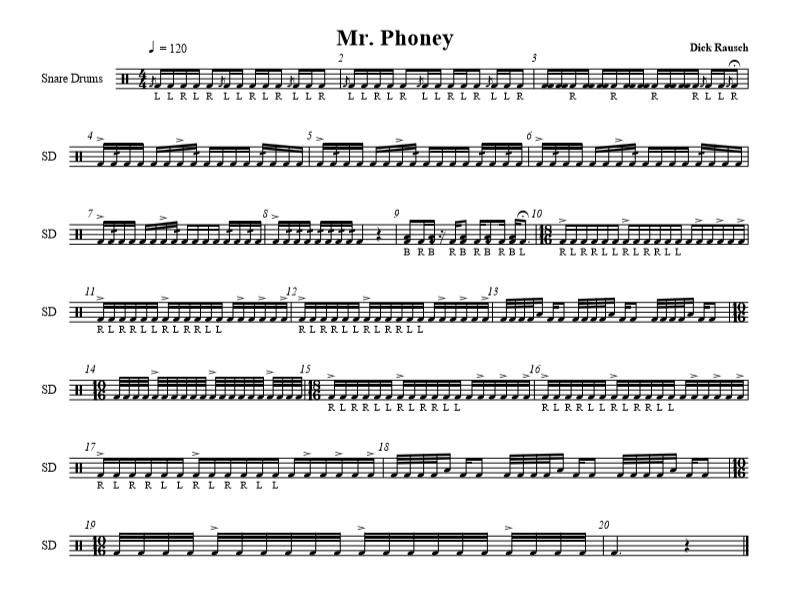 Mr. Phoney Picture