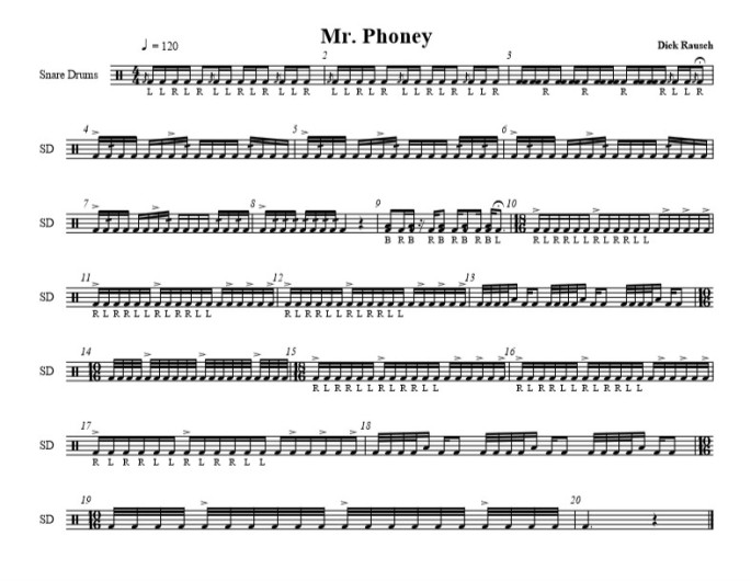 Mr. Phoney Picture