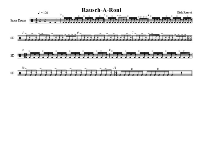 Rausch-A-Roni Picture