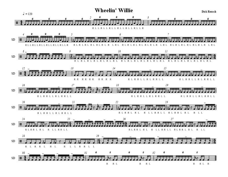 Wheelin' Willie Picture